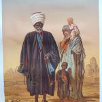 Nubiens et Mendiants-Tombeaux des Califes